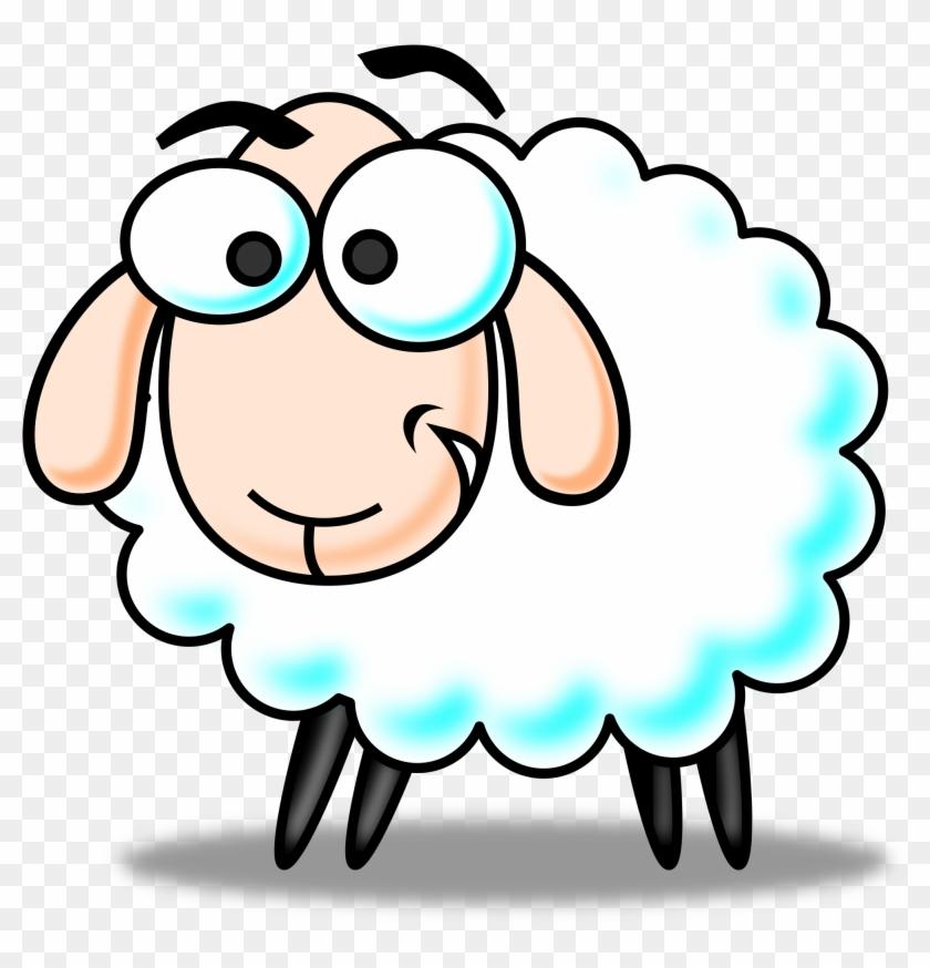 Lamb - Face - Clip - Art - Eid Sheep Png #128536