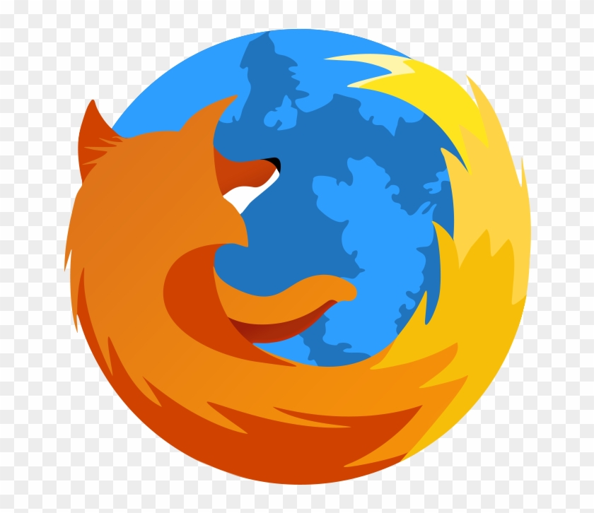 Windows 10 - - Mozilla Firefox Icon Png #128572