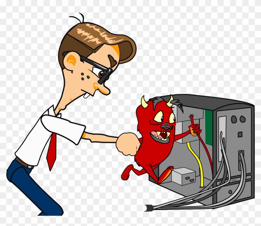 Malware Removal #128659