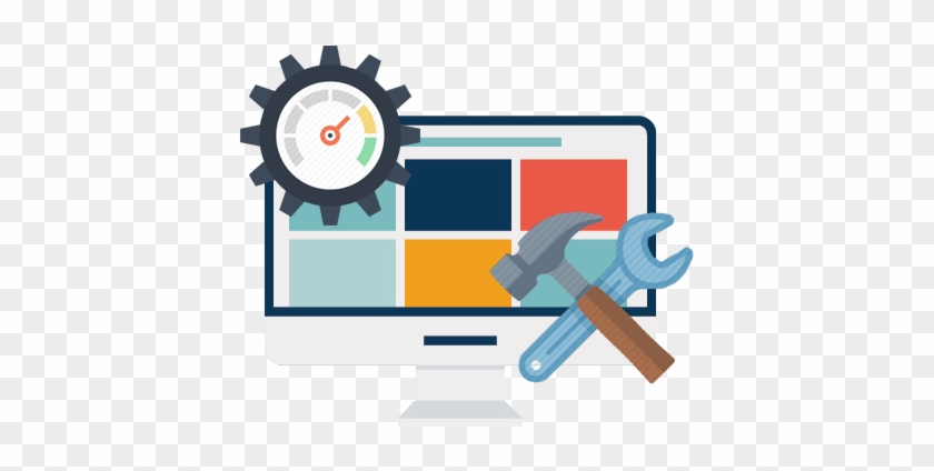 Is Your Pc Running Slow & Needs Optimization - Support And Maintenance Services #128692