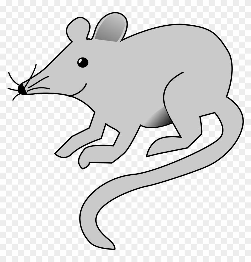 Mouse Clip Art At Clker Com Vector Clip Art Online - Mouse Clip Art #128719