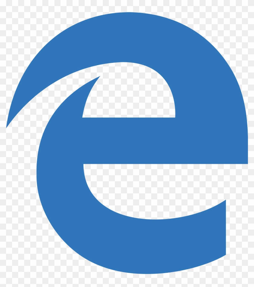 Though One Part Of The World Is Experiencing The New - Microsoft Edge Logo Vector #128733