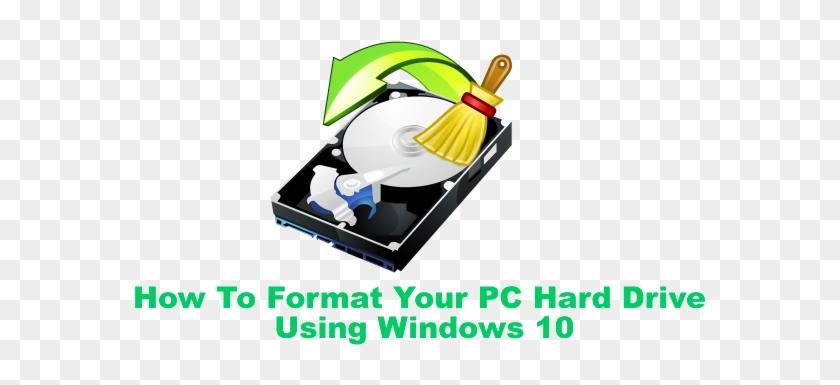 Format Pc Windows - Hard Drive Formatting #128760