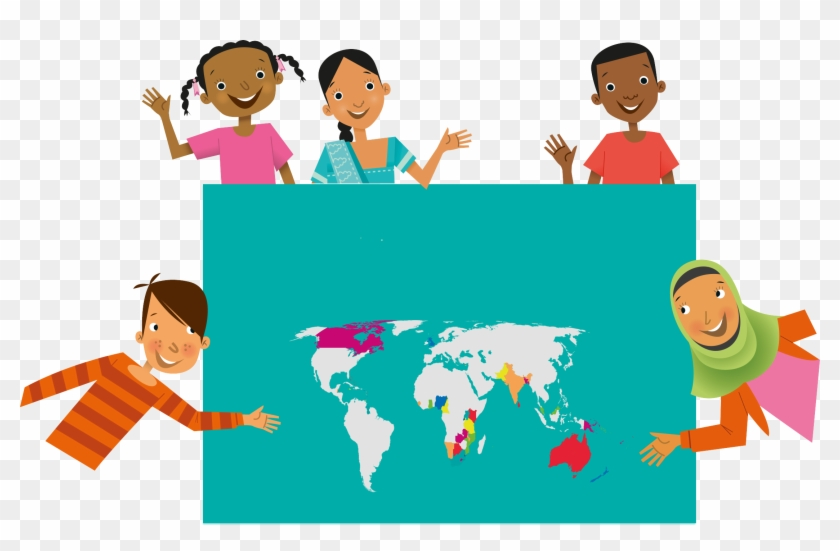 The Commonwealth Is A Family Of 53 Countries From All - Commonwealth For Kids #128823