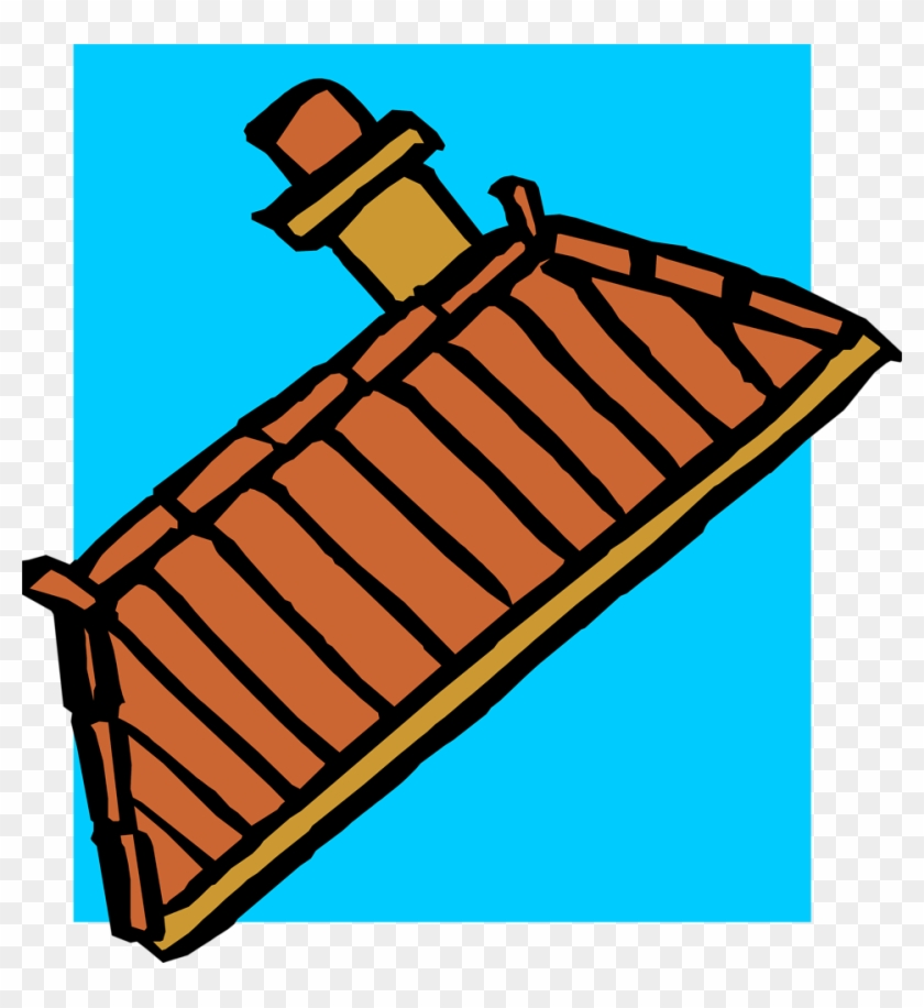 Clipart Info - Roof Clipart #128882