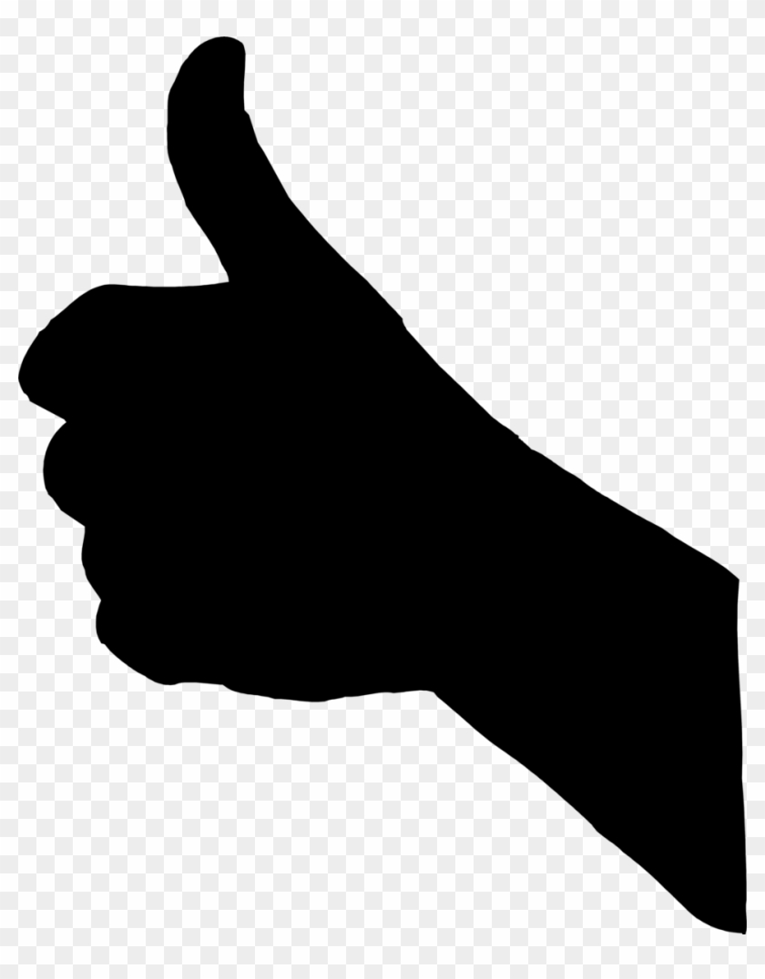 Thumbs Up Thumbs Up Hand Silhouette Free Transparent Png Clipart Images Download Its resolution is 960px x 640px pixels. thumbs up thumbs up hand silhouette
