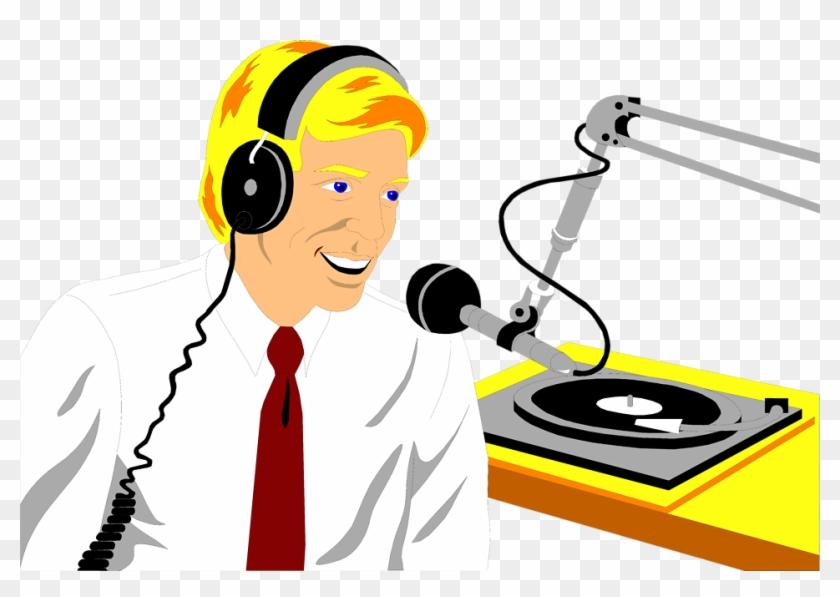 Free Stock Photos - Radio Jockey Png #128947