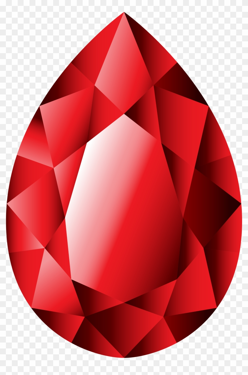 Garnet Png Clipart - Ruby Clip Art - Free Transparent PNG