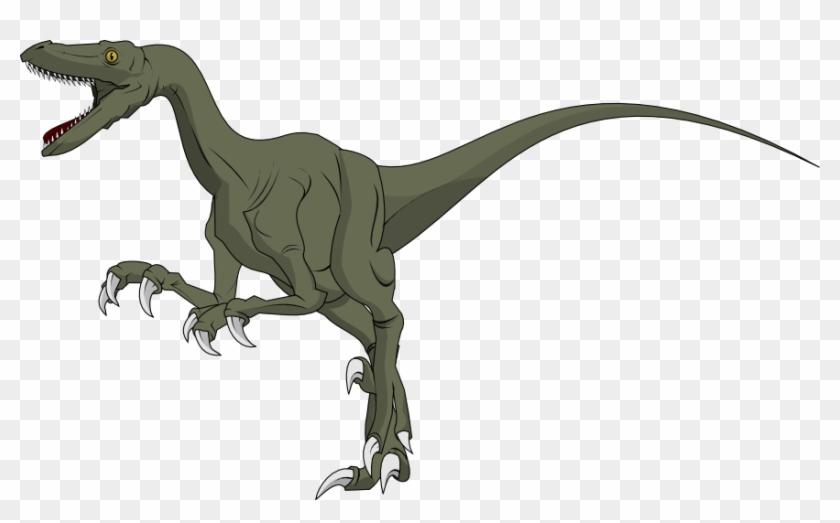 Velociraptor Clipart - Lesothosaurus #129195