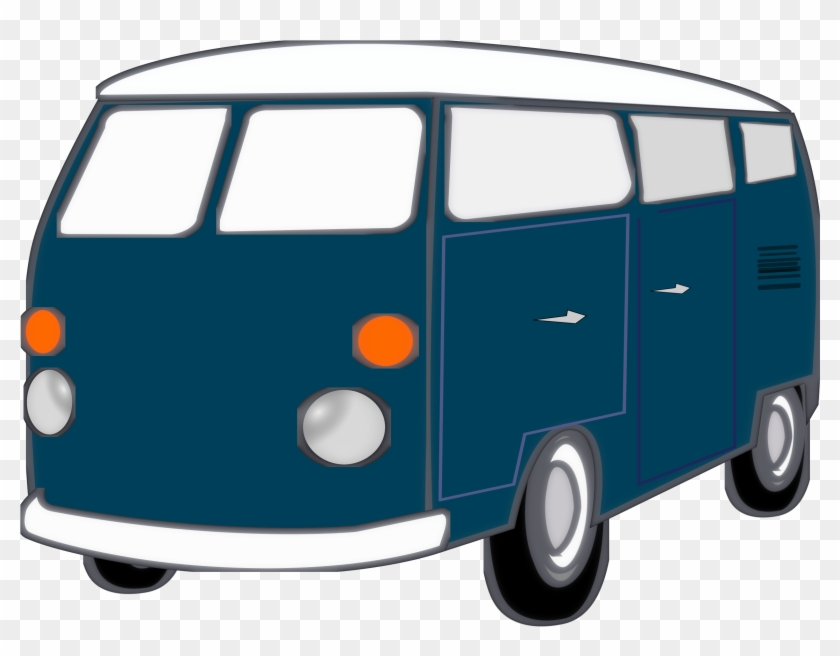 Good Old Van Clipart, Vector Clip Art Online, Royalty - German Vs Other Languages #129340