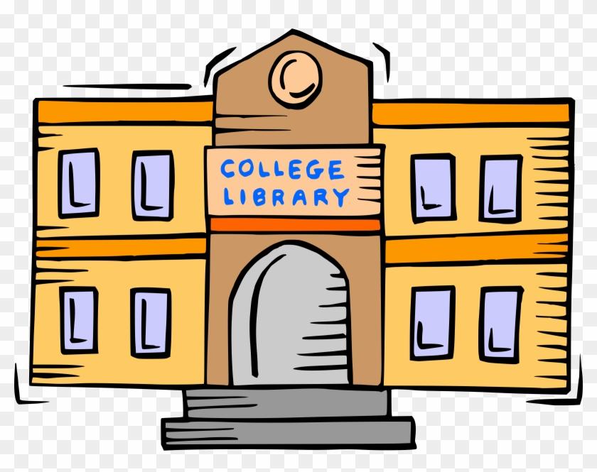 Big Image - College Clipart #129352