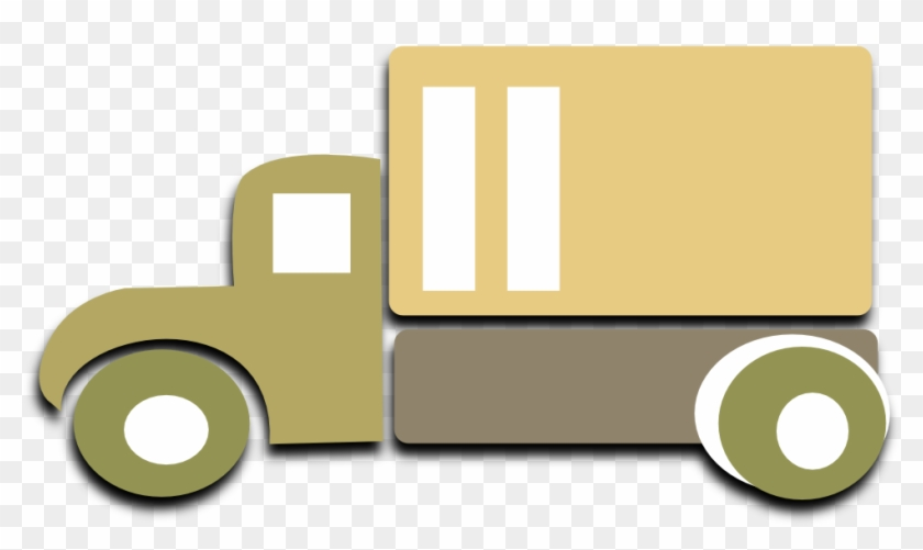 Download - Transportation Distribution And Logistics Clipart #129353