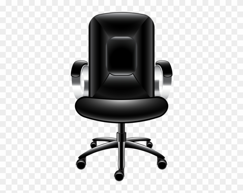 Office Chair Transparent Png Clip Art Image - Clip Art Office Chair #129511