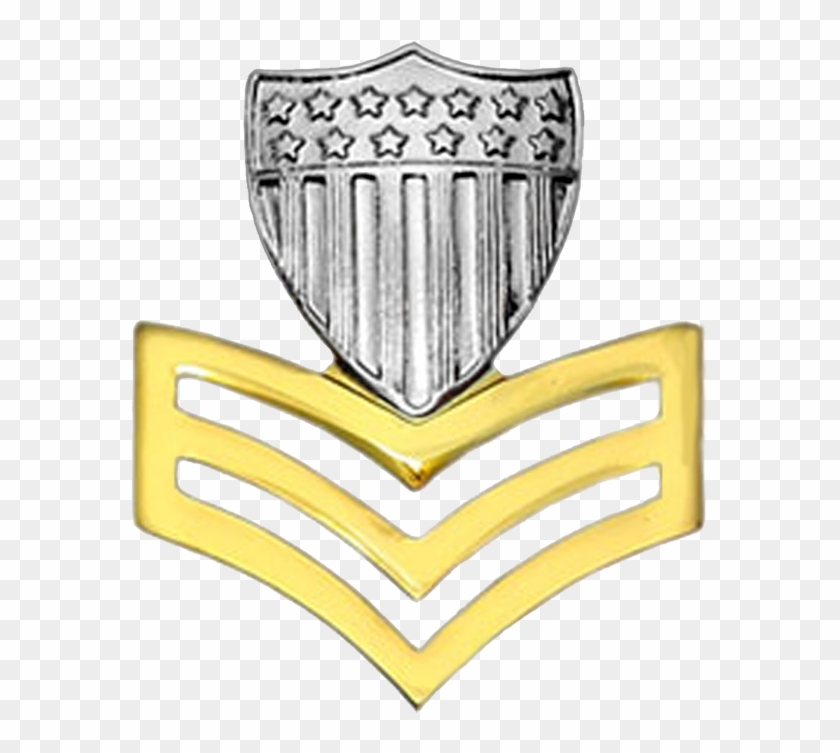United States Coast Guard Enlisted Rate Insignia - Coast Guard First Class Petty Officer #679943