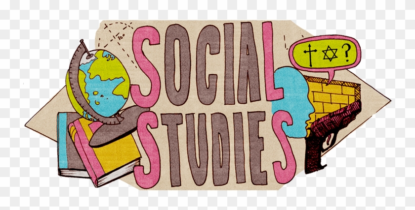 Course Clipart Social Study - Social Studies Png #680143
