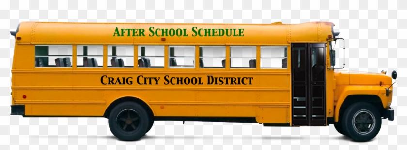 School Bus After School Schedule - School #680461