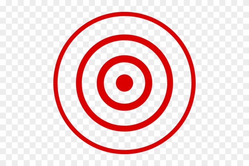 Printable Bullseye - Bulls Eye Png #681094