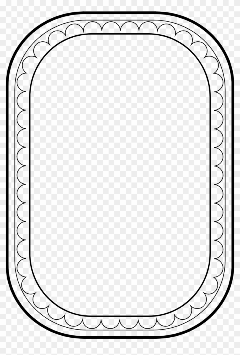 Simple Frame Border Design - Frames And Borders Clip Art - Free ...