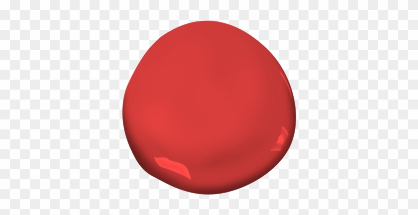 Bull's Eye Red 2002-20 - Red Stress Ball Png #681165