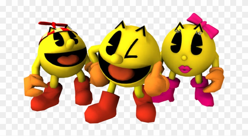 I'm Sure Everyone Who Reads This Article Will Have - Pacman And Ms Pac Man #681821
