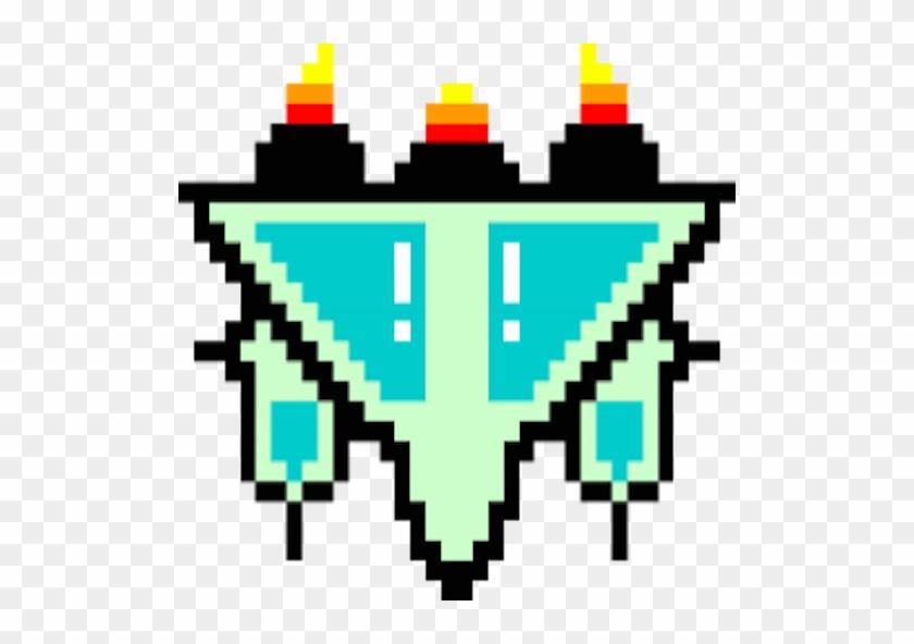 Space Ship War Icon - Arcade Spaceship #681832