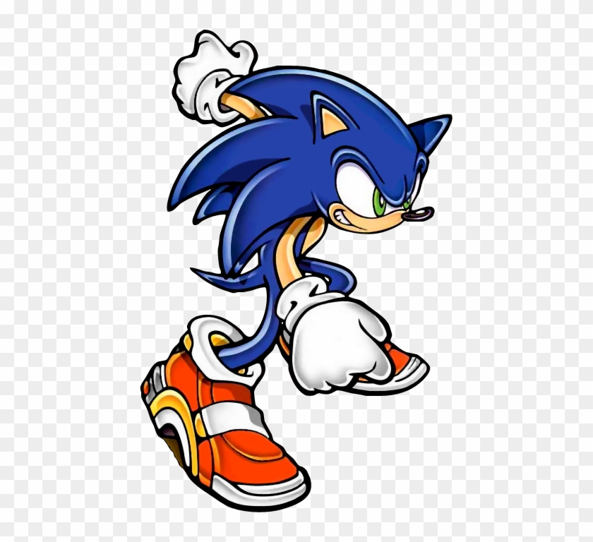 What About Those Soap Shoes - Sonic Adventure 2 Battle Sonic - Free