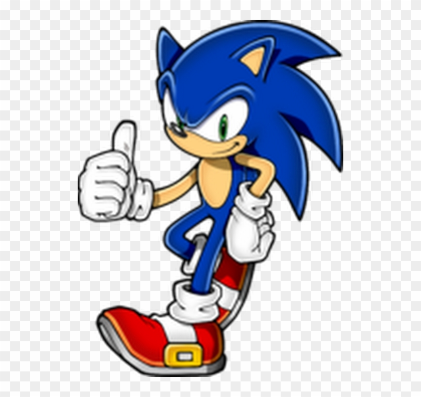 Sonic The Hedgehog Sonic S The Name Speed S My Game Free Transparent Png Clipart Images Download