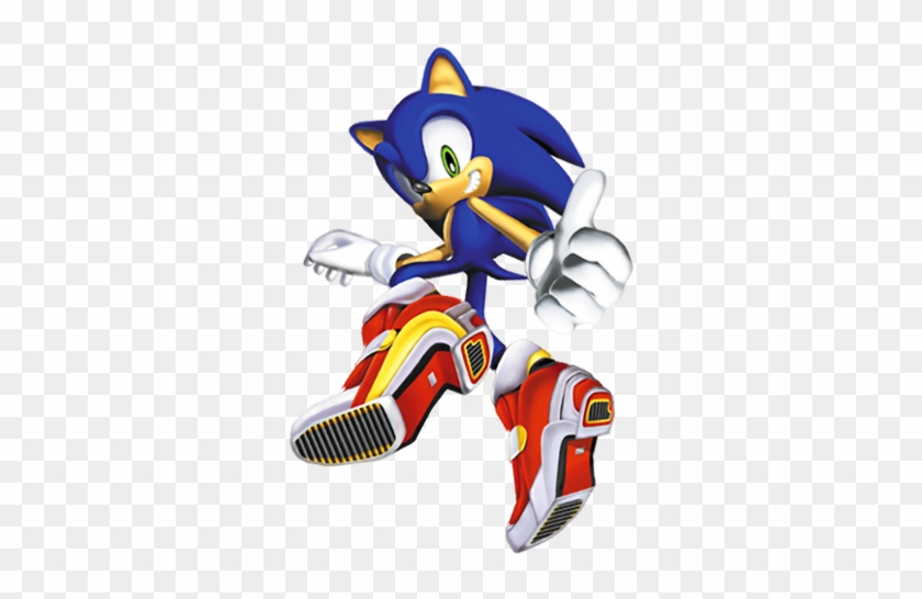 Sonic Of 2001 Is A Minor Villain In The Game While Sonic The Hedgehog Soap Shoes Free Transparent Png Clipart Images Download