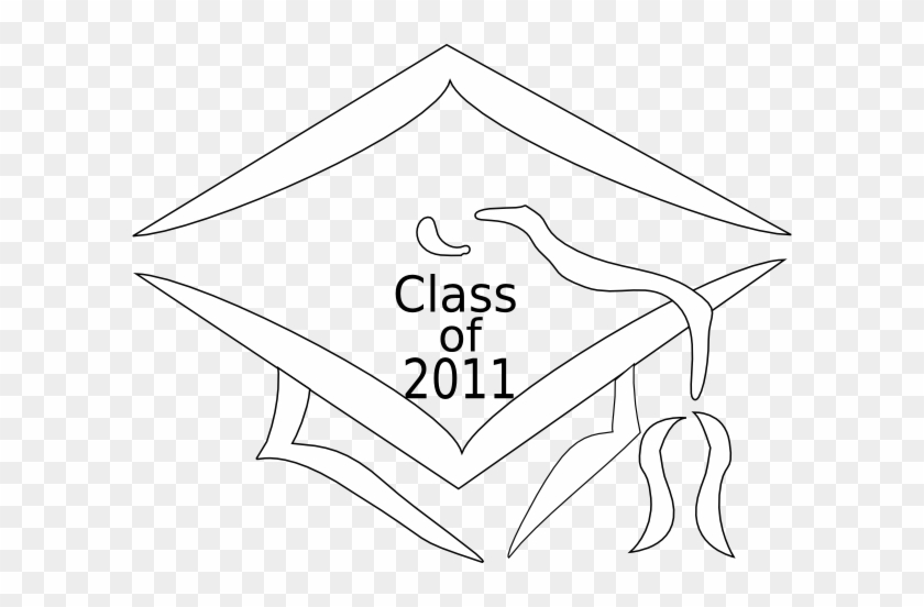 Class Of 2011 Graduation Cap Clip Art - Australian Technical College Western Australia #682164