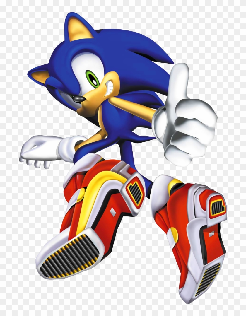 But Dreamcast Sonic Is Technically Modern Sonic You Sonic Adventure 2 Battle Sonic Free Transparent Png Clipart Images Download