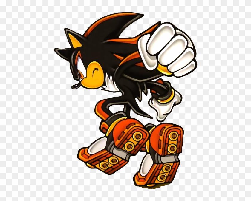 Sonic Adventure - Sonic Adventure 2 Battle Shadow - Free