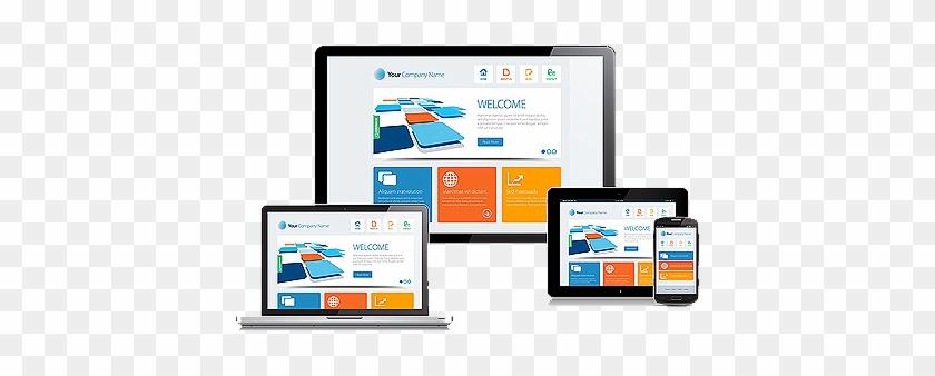 Responsive Website Desgin & Development - We Build Your Website