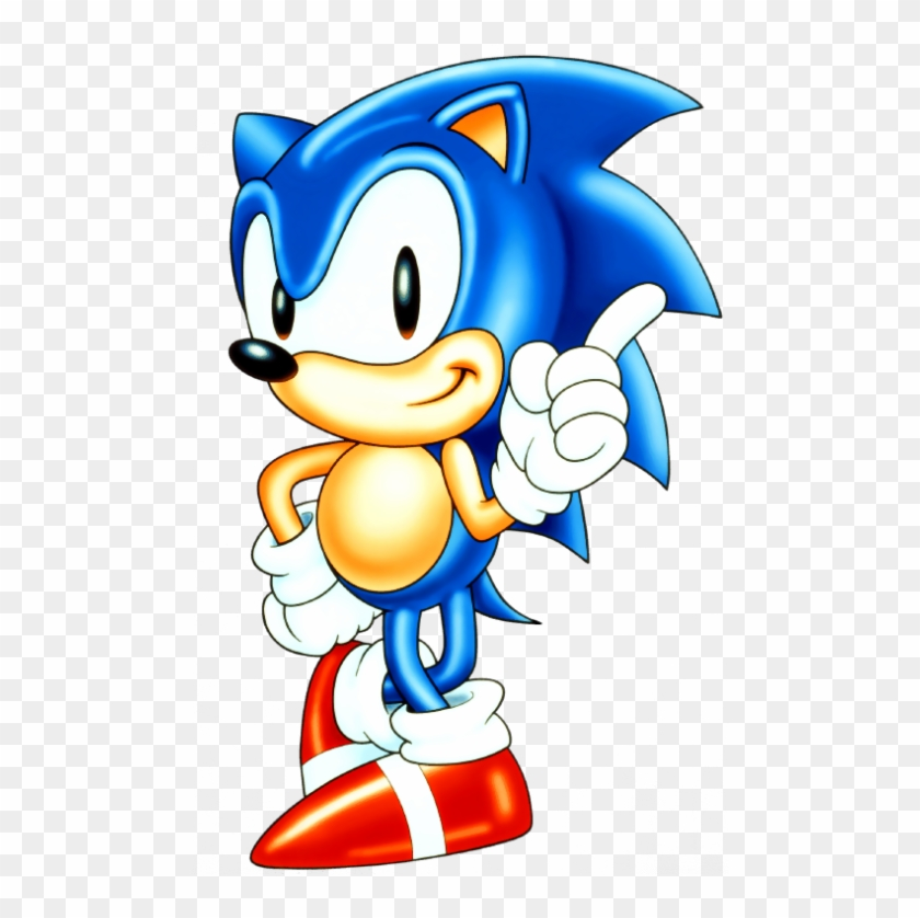 Were There Eye Colors Originally Brown Original Sonic The Hedgehog Free Transparent Png Clipart Images Download