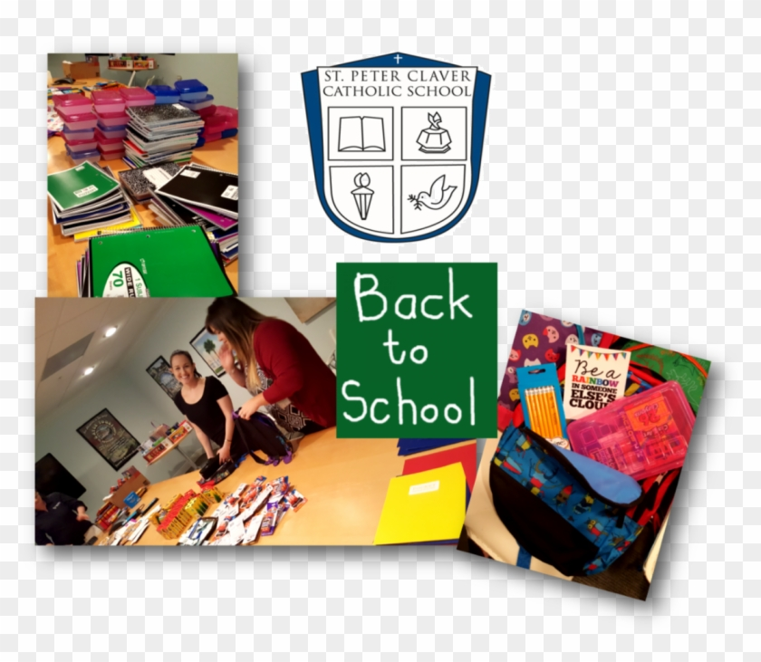 For The Month Of July, The Staff Held A Back To School - Book Cover #682852
