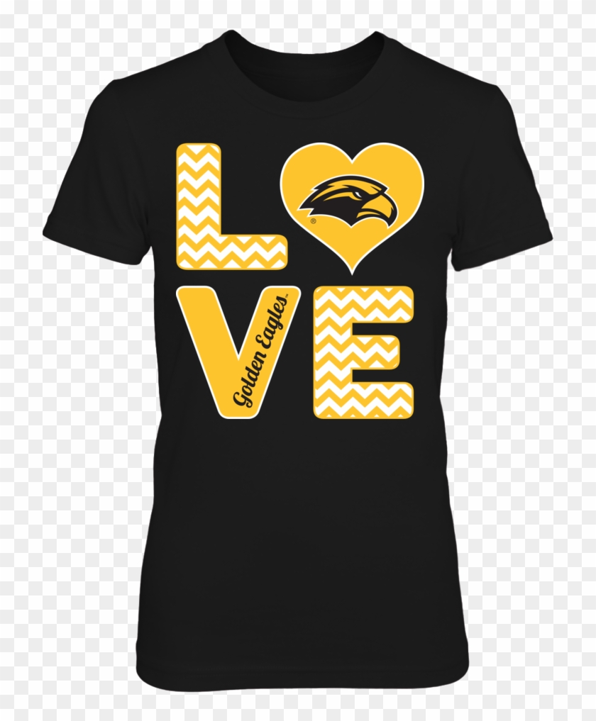 promo code dbcf5 3a7e8 Southern Miss Golden Eagles T-shirts & Gifts - Stacked Love ...