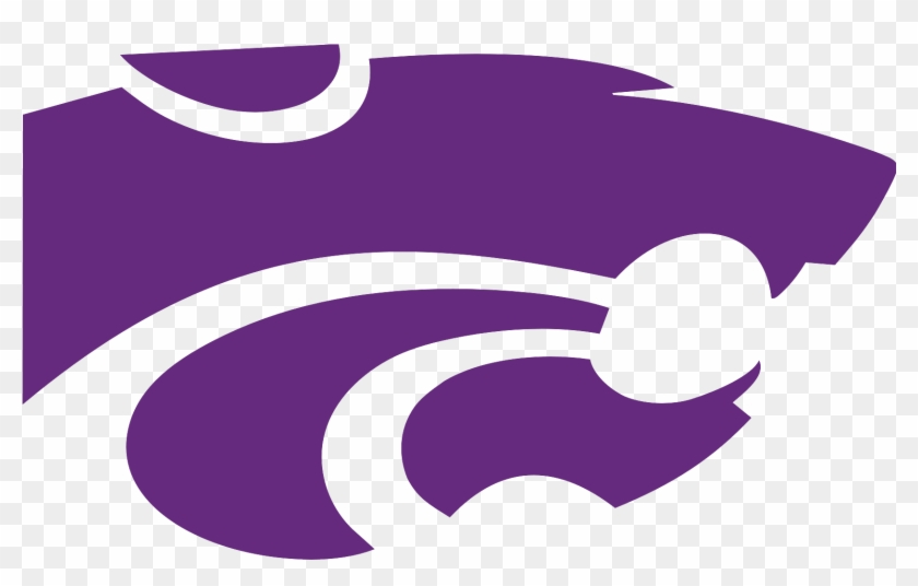 K-state Wildcat Logo - Kansas State Wildcats Football #684155