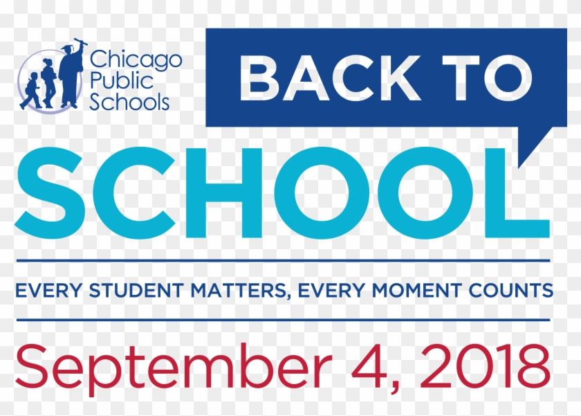 Back 2 School Campaign - Chicago Public Schools #684605