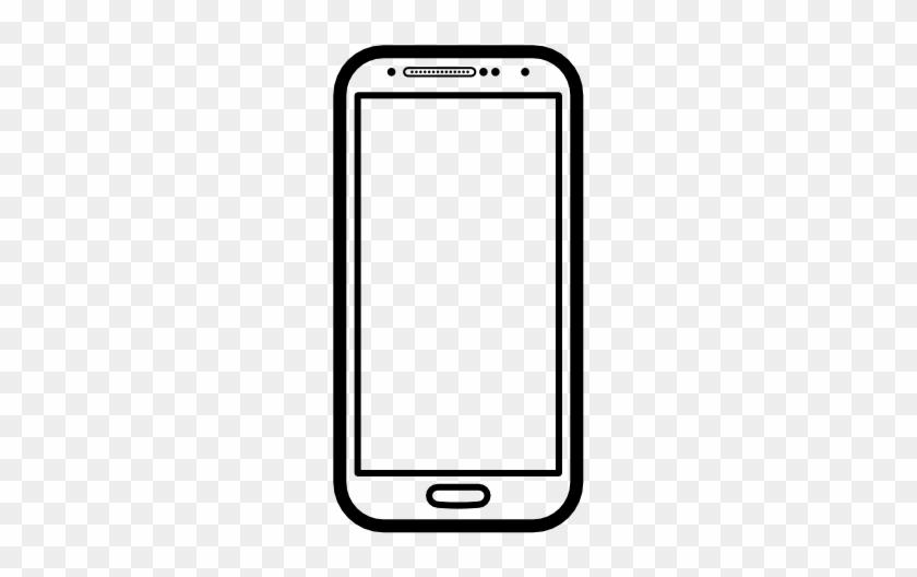 Phone Sign Clip Art At Clker Com Vector Clip Art Online - Samsung Phone Icon #684934
