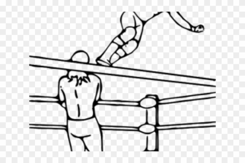 Wrestling Clipart Pro Wrestling - Iwgp Heavyweight Championship #685408