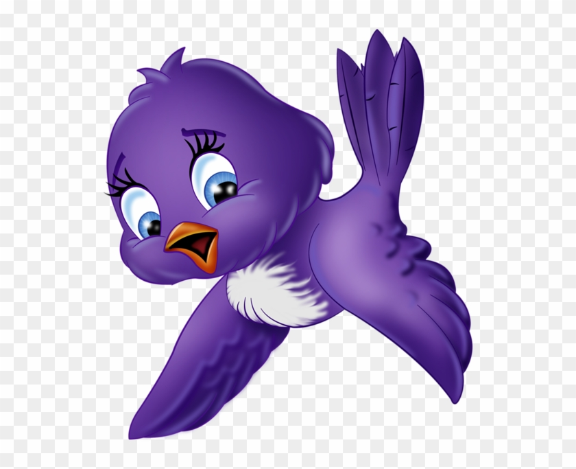 Flying Bird So Cute Bird Cartoon Png Free Transparent Png Clipart Images Download