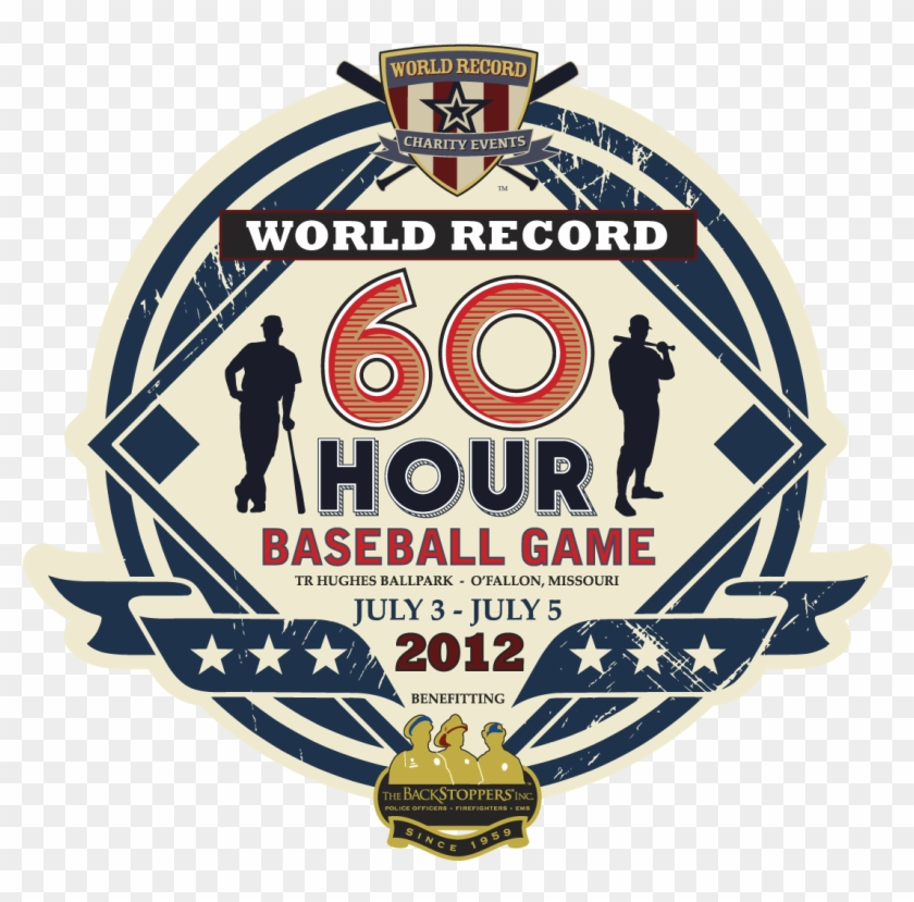 To Honor Those Many Heroes, Players Wore Patches On - Rr Let's Play Ball Baseball Kids Wall Clock #687205