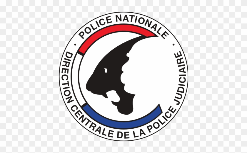 Logo Of The Dcpj - Central Directorate Of The Judicial Police #687628