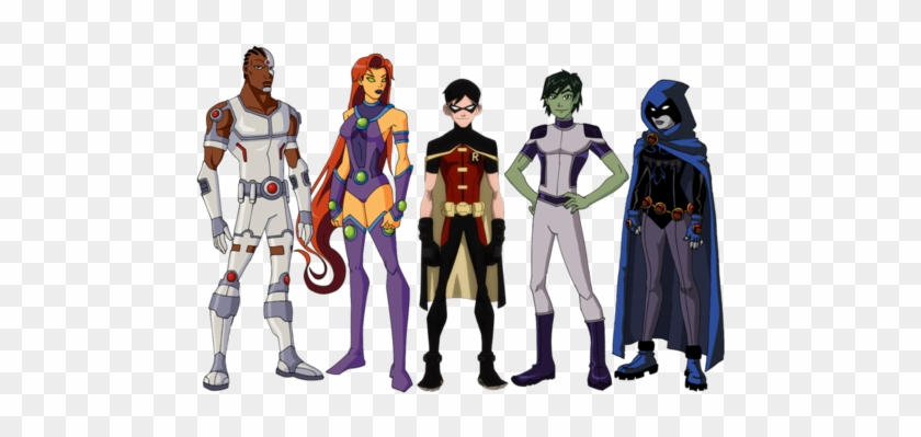Young Justice Images Teen Wallpaper And Background