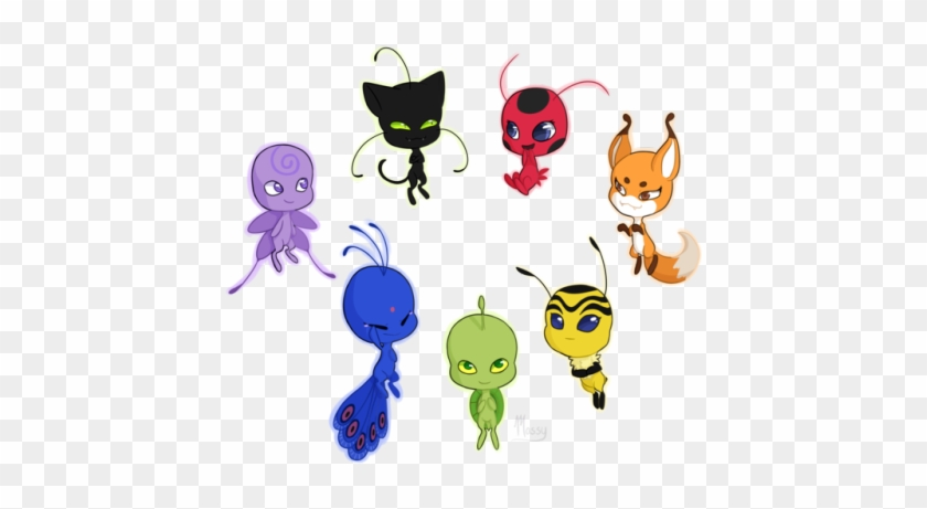 """""""almost Rainbow Colours Plagg Ruined It """" - Miraculous Ladybug Kwami Plagg #688820"""