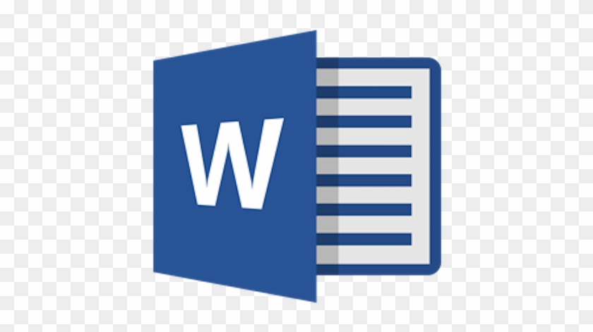 Microsoft Office Word 1 Presented By Akron-summit County - Microsoft Office 2013 Icon #689339