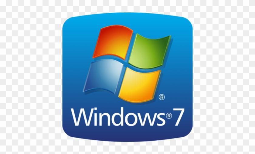 Es Una Versión De Microsoft Windows, Línea De Sistemas - Microsoft Windows 7 Logo #689768