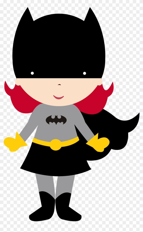 cute baby superman drawings for kids batgirl clipart free