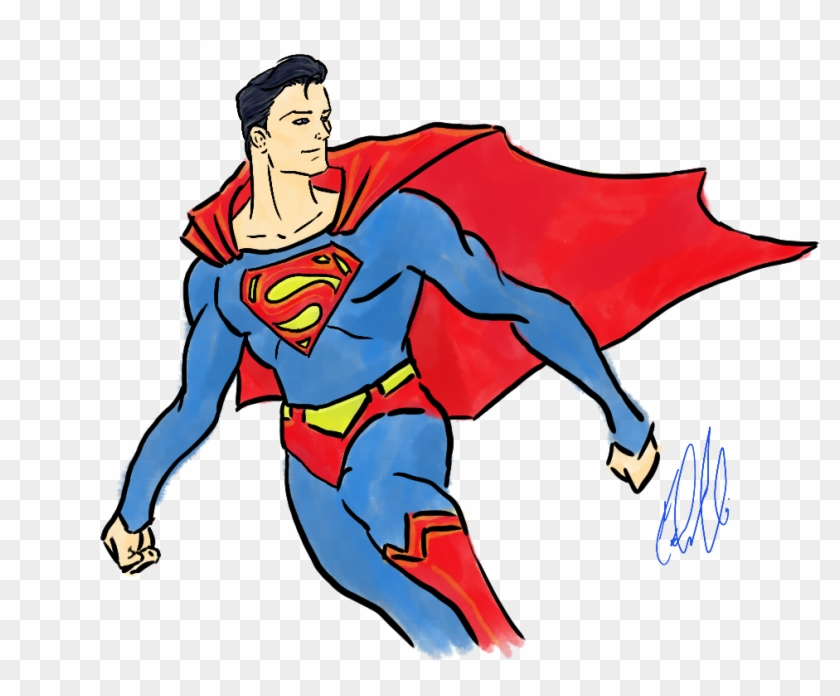 Baby Superman Drawings Www Imgkid Com The Image Kid - Superman Doodle #689900