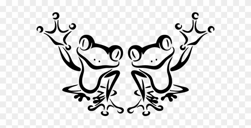 Frog Funny Jdm Auto Car Bumper Window Vinyl Decal Sticker - Simple Frog Tattoo #690266