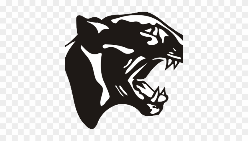 Panther Clipart Yearbook - Eo Smith High School #690547